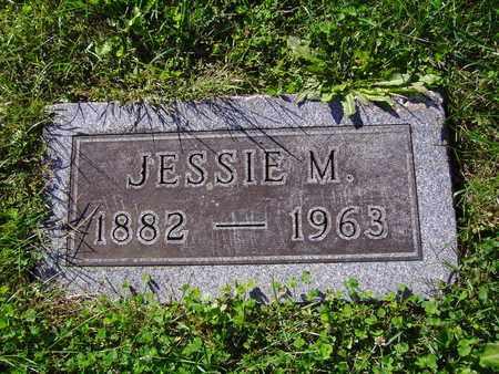 APPLE, JESSIE M - Montgomery County, Ohio | JESSIE M APPLE - Ohio Gravestone Photos
