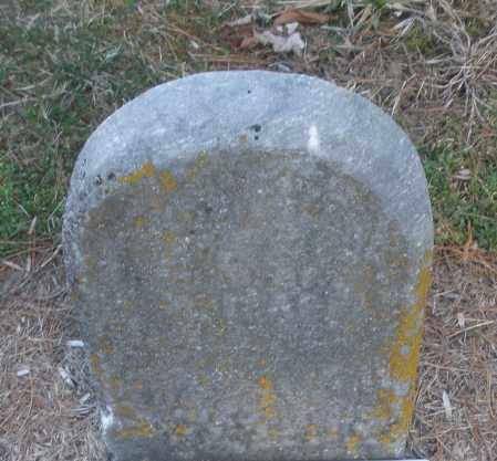APPLE, PEARLY IZORA - Montgomery County, Ohio   PEARLY IZORA APPLE - Ohio Gravestone Photos