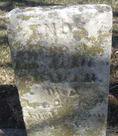 BAKER, ENOS - Montgomery County, Ohio | ENOS BAKER - Ohio Gravestone Photos