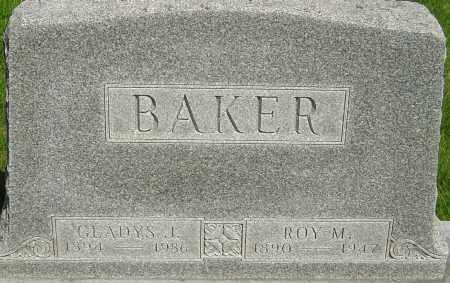 BAKER, GLADYS - Montgomery County, Ohio | GLADYS BAKER - Ohio Gravestone Photos