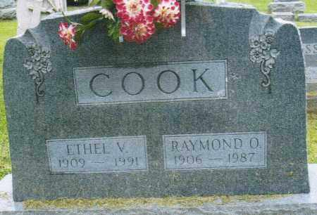 COOK, RAYMOND OTIS - Montgomery County, Ohio   RAYMOND OTIS COOK - Ohio Gravestone Photos