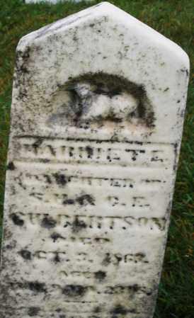 CULBERTSON, HARRIET E. - Montgomery County, Ohio   HARRIET E. CULBERTSON - Ohio Gravestone Photos