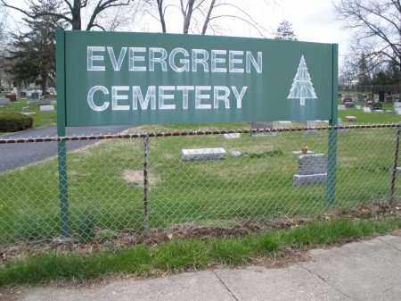 EVERGREEN, CEMETERY - Montgomery County, Ohio | CEMETERY EVERGREEN - Ohio Gravestone Photos