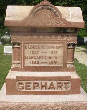 GEPHART, GEORGE W. - Montgomery County, Ohio | GEORGE W. GEPHART - Ohio Gravestone Photos