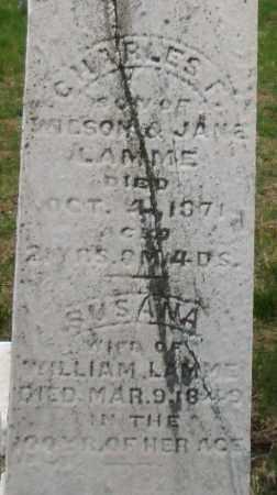 LAMME, SUSANA - Montgomery County, Ohio | SUSANA LAMME - Ohio Gravestone Photos