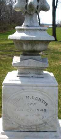 LANDIS, JOHN M. - Montgomery County, Ohio | JOHN M. LANDIS - Ohio Gravestone Photos