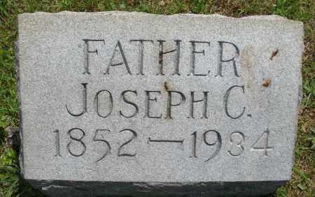 LANDIS, JOSEPH C. - Montgomery County, Ohio   JOSEPH C. LANDIS - Ohio Gravestone Photos