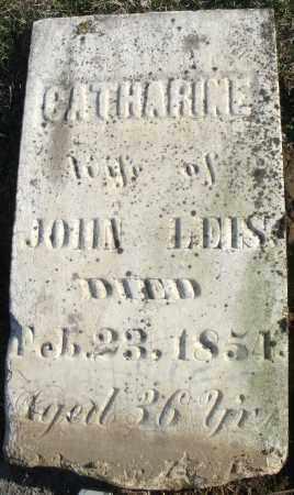 LEIS, CATHARINE - Montgomery County, Ohio | CATHARINE LEIS - Ohio Gravestone Photos