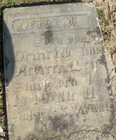 LEIS, HEINRICK - Montgomery County, Ohio   HEINRICK LEIS - Ohio Gravestone Photos