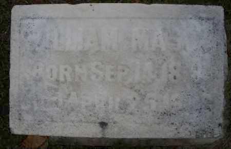 MASON, WILLIAM - Montgomery County, Ohio | WILLIAM MASON - Ohio Gravestone Photos
