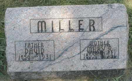 MILLER, MARY R. - Montgomery County, Ohio | MARY R. MILLER - Ohio Gravestone Photos