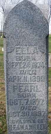 MILLER, PEARL - Montgomery County, Ohio | PEARL MILLER - Ohio Gravestone Photos