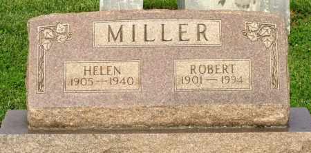 MILLER, HELEN - Montgomery County, Ohio | HELEN MILLER - Ohio Gravestone Photos
