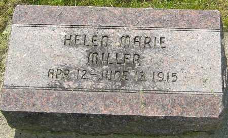 MILLER, HELEN MARIE - Montgomery County, Ohio   HELEN MARIE MILLER - Ohio Gravestone Photos