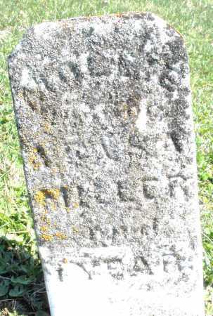 MILLER, INFANT - Montgomery County, Ohio   INFANT MILLER - Ohio Gravestone Photos