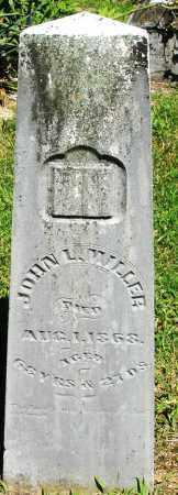 MILLER, JOHN L. - Montgomery County, Ohio   JOHN L. MILLER - Ohio Gravestone Photos