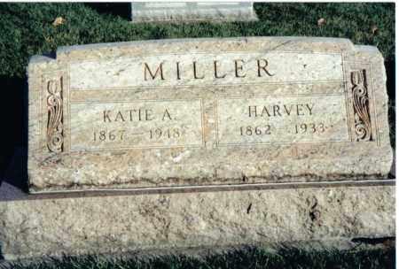 MILLER, KATIE A. - Montgomery County, Ohio | KATIE A. MILLER - Ohio Gravestone Photos