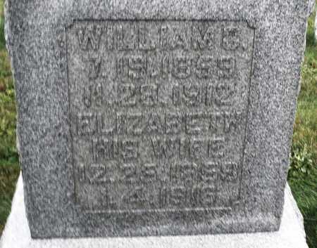 MOSBY, WILLIAM G. - Montgomery County, Ohio | WILLIAM G. MOSBY - Ohio Gravestone Photos