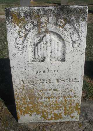 MUCK, JOHN SR. - Montgomery County, Ohio   JOHN SR. MUCK - Ohio Gravestone Photos