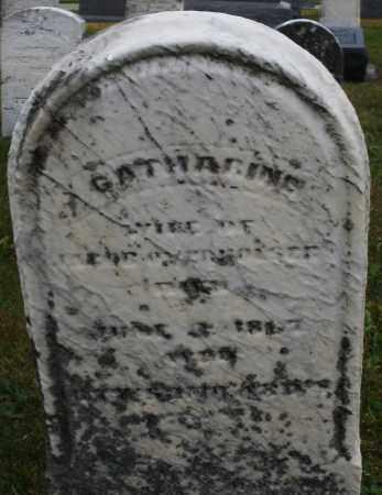 OVERHOUSER, CATHARINE - Montgomery County, Ohio   CATHARINE OVERHOUSER - Ohio Gravestone Photos