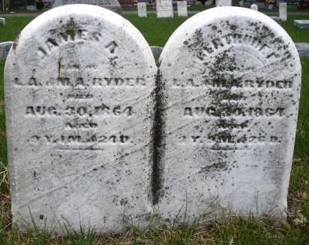 RYDER, GERTRUDE E. - Montgomery County, Ohio | GERTRUDE E. RYDER - Ohio Gravestone Photos