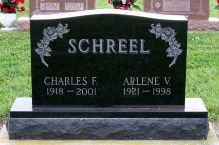 SCHREEL, CHARLES F. - Montgomery County, Ohio | CHARLES F. SCHREEL - Ohio Gravestone Photos