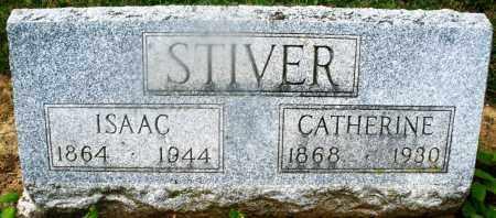 STIVER, ISAAC - Montgomery County, Ohio | ISAAC STIVER - Ohio Gravestone Photos