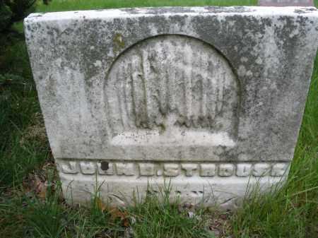 STROUSE, JOHN D. - Montgomery County, Ohio   JOHN D. STROUSE - Ohio Gravestone Photos