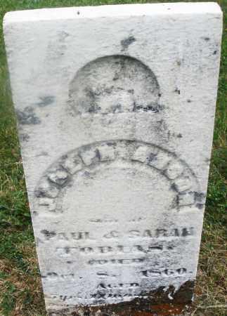 TOBIAS, JOSEPH - Montgomery County, Ohio   JOSEPH TOBIAS - Ohio Gravestone Photos
