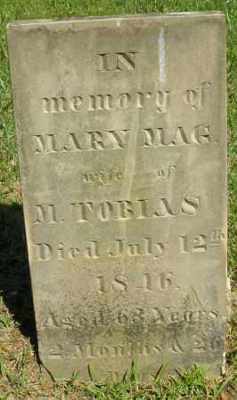 TOBIAS, MARY MAGDALEN - Montgomery County, Ohio   MARY MAGDALEN TOBIAS - Ohio Gravestone Photos