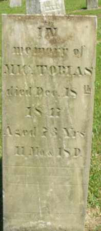 TOBIAS, MICHAEL - Montgomery County, Ohio   MICHAEL TOBIAS - Ohio Gravestone Photos