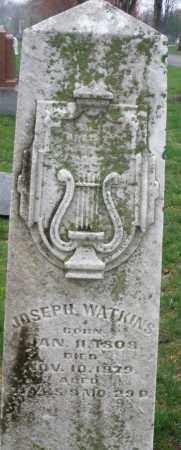 WATKINS, JOSEPH - Montgomery County, Ohio   JOSEPH WATKINS - Ohio Gravestone Photos