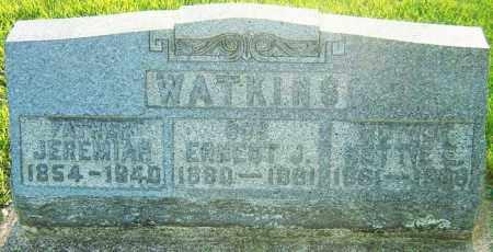 WATKINS, JEREMIAH - Montgomery County, Ohio   JEREMIAH WATKINS - Ohio Gravestone Photos