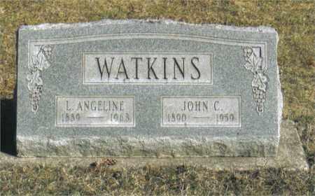 WATKINS, JOHN C - Montgomery County, Ohio | JOHN C WATKINS - Ohio Gravestone Photos