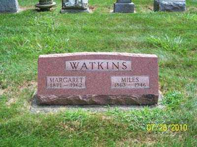 WATKINS, MARGARET A - Montgomery County, Ohio | MARGARET A WATKINS - Ohio Gravestone Photos