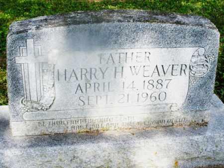 WEAVER, HARRY H. - Montgomery County, Ohio | HARRY H. WEAVER - Ohio Gravestone Photos