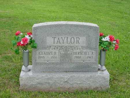 TAYLOR, GLADYS BLANCHE - Morgan County, Ohio | GLADYS BLANCHE TAYLOR - Ohio Gravestone Photos