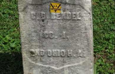BENDEL, C. D. - Morrow County, Ohio | C. D. BENDEL - Ohio Gravestone Photos