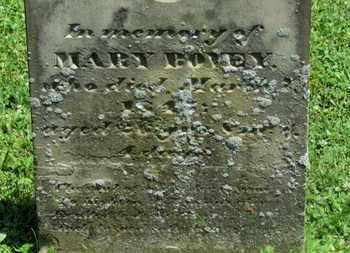 BOVEY, MARY - Morrow County, Ohio | MARY BOVEY - Ohio Gravestone Photos