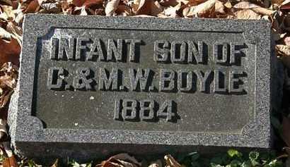 BOYLE, C. - Morrow County, Ohio | C. BOYLE - Ohio Gravestone Photos