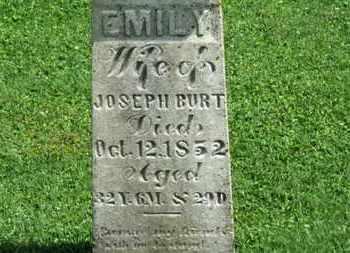 BURT, JOSEPH - Morrow County, Ohio | JOSEPH BURT - Ohio Gravestone Photos