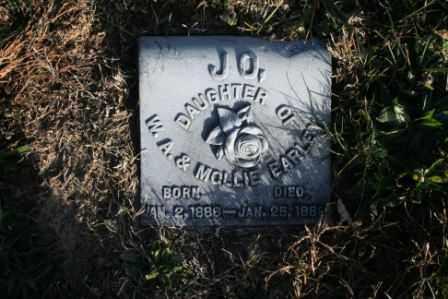 EARLEY, JO - Morrow County, Ohio | JO EARLEY - Ohio Gravestone Photos