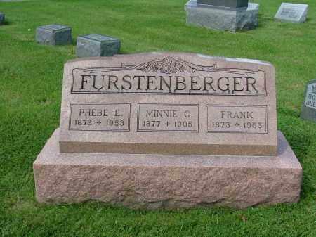 FURSTENBERGER, MINNIE C. - Morrow County, Ohio | MINNIE C. FURSTENBERGER - Ohio Gravestone Photos