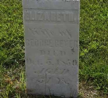 GEYER, GEORGE - Morrow County, Ohio   GEORGE GEYER - Ohio Gravestone Photos