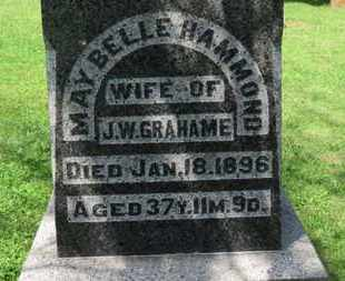 GRAHAME, J.W. - Morrow County, Ohio | J.W. GRAHAME - Ohio Gravestone Photos
