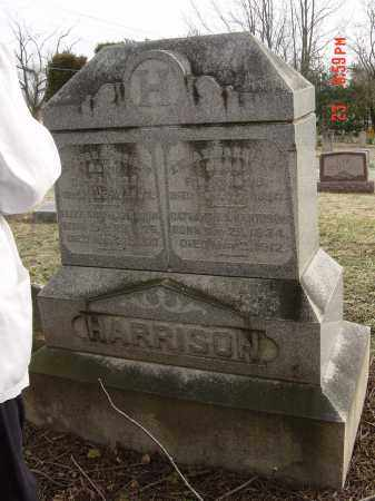 HUNT HARRISON, ELIZA  ANN - Morrow County, Ohio | ELIZA  ANN HUNT HARRISON - Ohio Gravestone Photos
