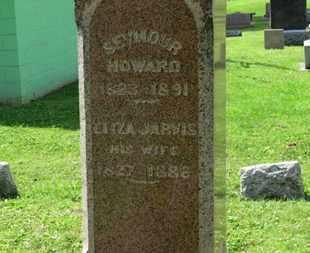 HOWARD, SEYMOUR - Morrow County, Ohio | SEYMOUR HOWARD - Ohio Gravestone Photos