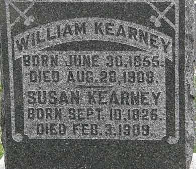 KEARNEY, SUSAN - Morrow County, Ohio | SUSAN KEARNEY - Ohio Gravestone Photos