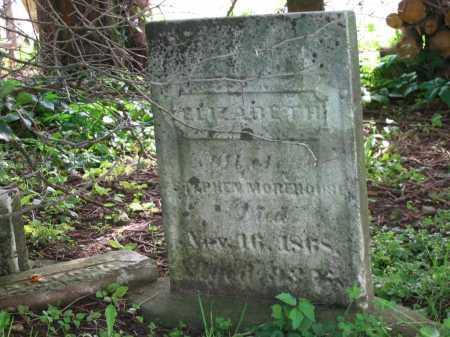 STEINBECK MOREHOUSE, ELIZABETH - Morrow County, Ohio | ELIZABETH STEINBECK MOREHOUSE - Ohio Gravestone Photos