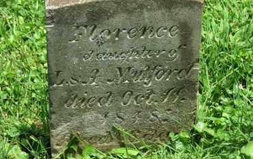 MULFORD, L. - Morrow County, Ohio | L. MULFORD - Ohio Gravestone Photos